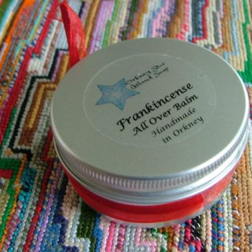 Frankincense All Over Balm 50ml
