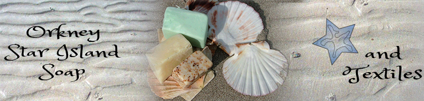 Orkney Star Island Soap and Textiles