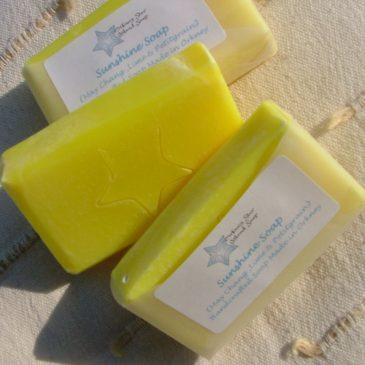 Sunshine Soap 80g