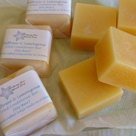 Safflower and Lemongrass Conditioner (Dry Hair) 50g