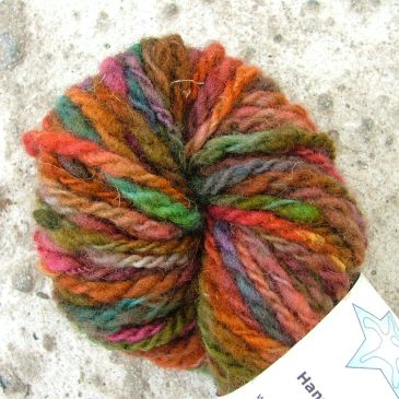 Rich Autumn Yarn 03/20
